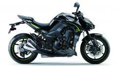 Kawasaki Z1000 R Edition, lato destro