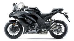 Kawasaki Z1000SX 2017, black