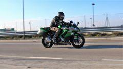 Kawasaki Z1000SX 2019: la prova su strada