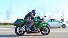 Kawasaki Z1000SX 2019: la sport tourer di Akashi