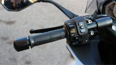 Kawasaki Z1000SX Tourer 2019: il blocchetto elettrico di sinistra