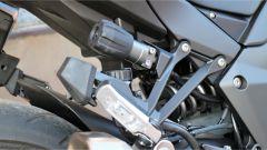 Kawasaki Z1000SX Tourer 2019: la regolazione del precarico del mono