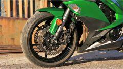 Kawasaki Z1000SX Tourer 2019: le luci di svolta