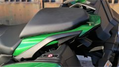 Kawasaki Z1000SX Tourer 2019: le maniglie del passeggero