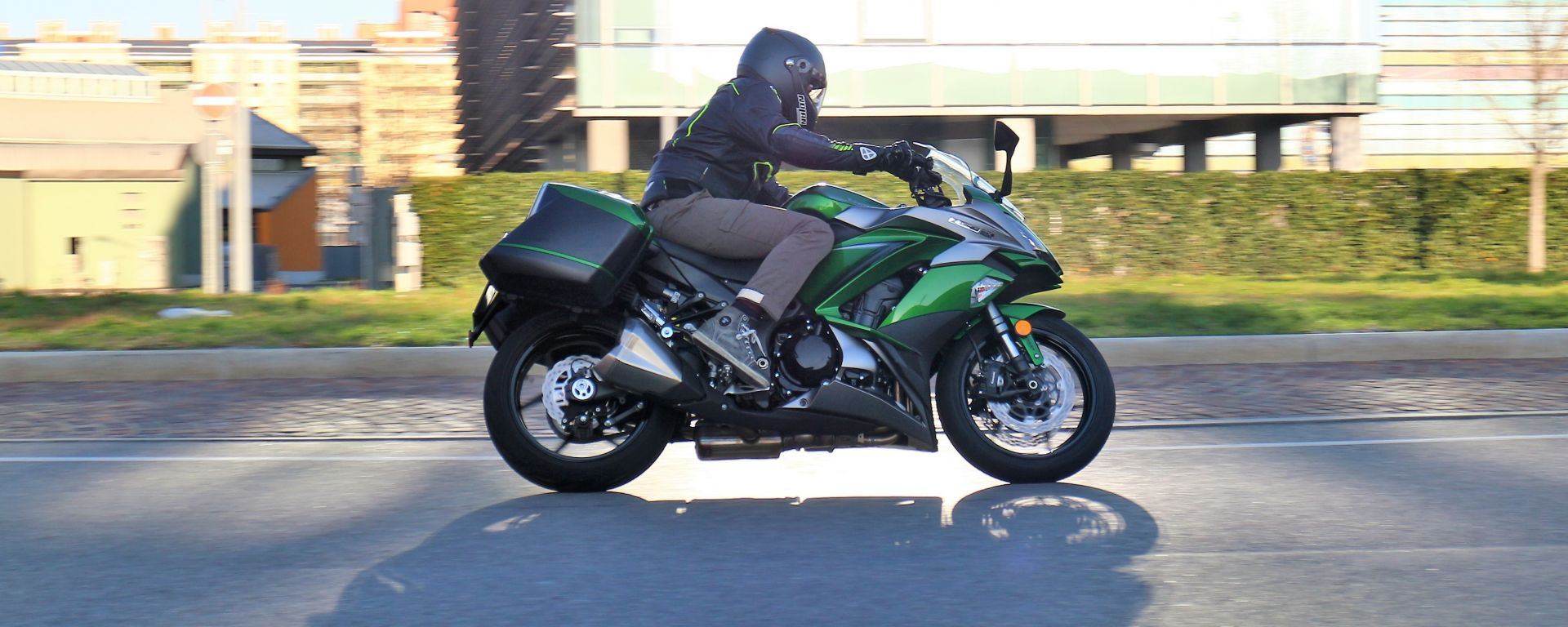 Kawasaki Z1000SX Tourer 2019