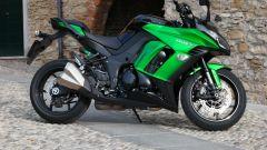 Kawasaki Z1000SX vs Suzuki GSX-S1000F - Immagine: 4