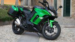 Kawasaki Z1000SX vs Suzuki GSX-S1000F - Immagine: 5