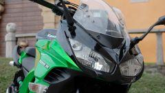 Kawasaki Z1000SX vs Suzuki GSX-S1000F - Immagine: 9