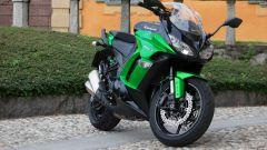 Kawasaki Z1000SX vs Suzuki GSX-S1000F - Immagine: 10