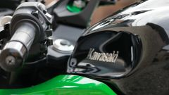 Kawasaki Z1000SX vs Suzuki GSX-S1000F - Immagine: 15
