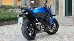 Kawasaki Z1000SX vs Suzuki GSX-S1000F - Immagine: 20