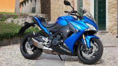 Kawasaki Z1000SX vs Suzuki GSX-S1000F - Immagine: 21