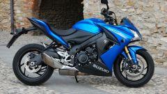Kawasaki Z1000SX vs Suzuki GSX-S1000F - Immagine: 34