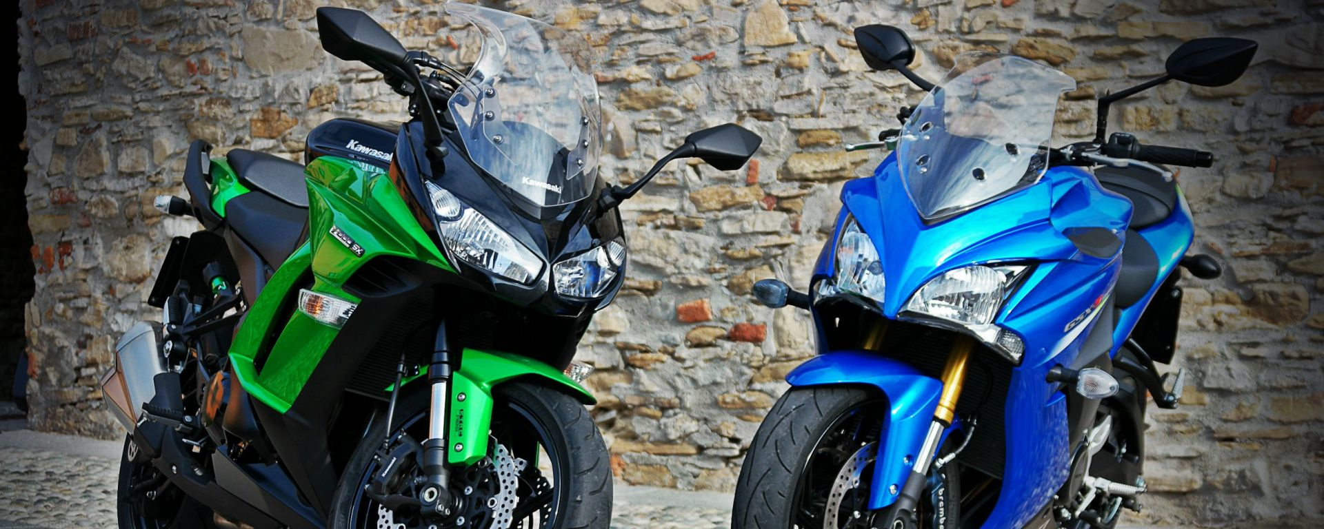 Kawasaki Z1000SX vs Suzuki GSX-S1000F