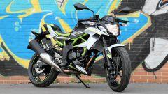 Kawasaki Z125 2019: la prova su strada con la piccola naked  - Immagine: 3