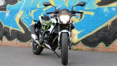 Kawasaki Z125 2019: la prova su strada con la piccola naked  - Immagine: 4