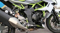 Kawasaki Z125 2019: la prova su strada con la piccola naked  - Immagine: 7