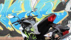 Kawasaki Z125 2019: la prova su strada con la piccola naked  - Immagine: 16