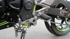 Kawasaki Z125 2019: la prova su strada con la piccola naked  - Immagine: 22