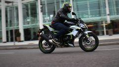 Kawasaki Z125 2019: la prova su strada con la piccola naked  - Immagine: 1