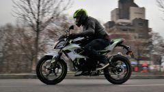 Kawasaki Z125 2019: la prova su strada con la piccola naked  - Immagine: 24