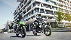 Kawasaki Z125 e Ninja 125