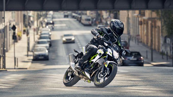 Kawasaki Z125: il nuovo modello per il 2021