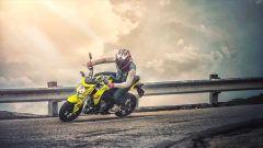 Kawasaki Z125 Pro 2022, l'alternativa alla Honda MSX 125 Grom