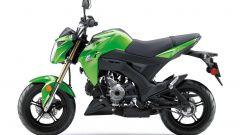 Kawasaki Z125 Pro - Immagine: 6