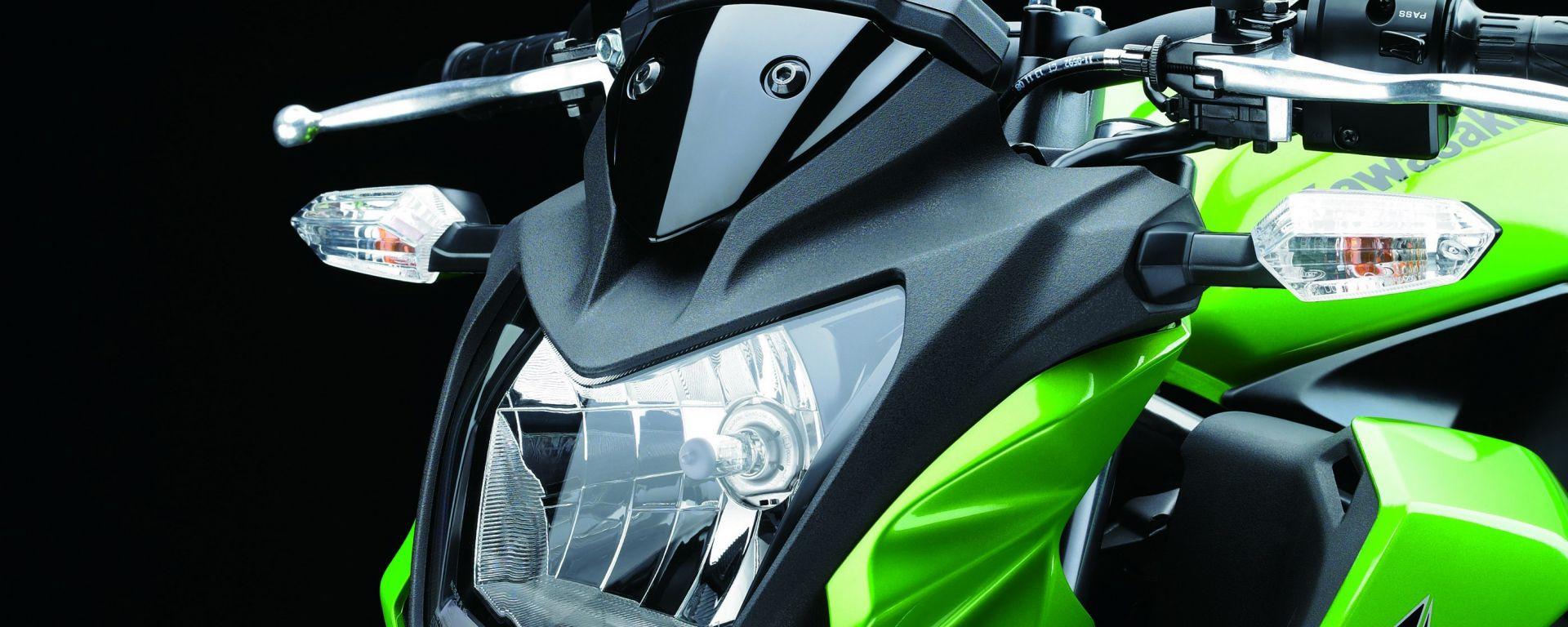 Kawasaki Z250SL 2015