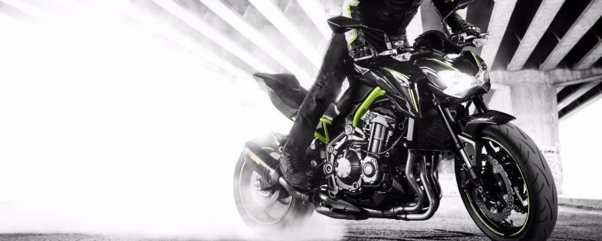 Kawasaki Z400 2019: la Ninja 400 scarenata arriverà a intermot