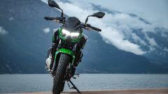 Kawasaki Z400: la nuda che piace ai giovani. Prova su strada - Immagine: 20