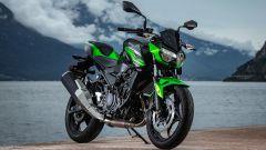 Kawasaki Z400: la nuda che piace ai giovani. Prova su strada - Immagine: 23