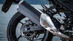 Kawasaki Z400: la nuda che piace ai giovani. Prova su strada - Immagine: 31