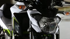 Kawasaki Z650, fanale anteriore