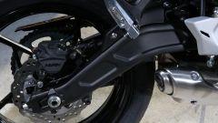 Kawasaki Z650, forcellone