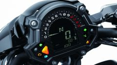 Kawasaki Z650: il quadro strumenti