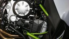 Kawasaki Z650, motore