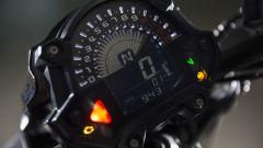 Kawasaki Z650, quadro strumenti