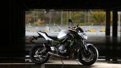 Kawasaki Z650, statica