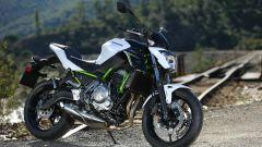 Kawasaki Z650 e Z900 in promozione per chi ha la patente A2