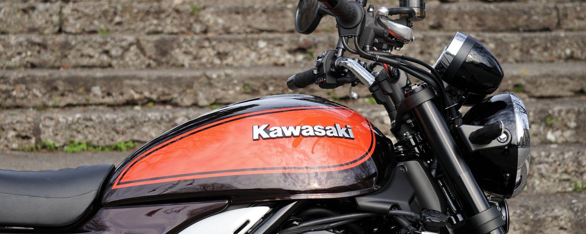 E se Kawasaki producesse la Z650RS?