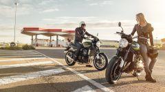 Kawasaki Z700RS 2021: gusto retro e vintage