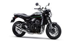 Kawasaki Z700RS 2021 Metallic Spark Black