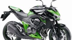 "Kawasaki Z800: le foto ""rubate"" - Immagine: 2"
