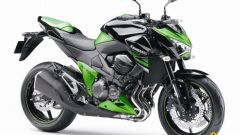 "Kawasaki Z800: le foto ""rubate"" - Immagine: 6"