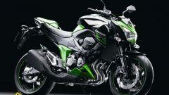 "Kawasaki Z800: le foto ""rubate"" - Immagine: 1"