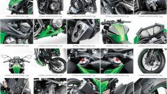 "Kawasaki Z800: le foto ""rubate"" - Immagine: 8"