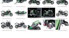 "Kawasaki Z800: le foto ""rubate"" - Immagine: 9"