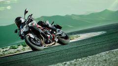 Kawasaki Z900 2022: motore, ciclistica, caratteristiche, colori